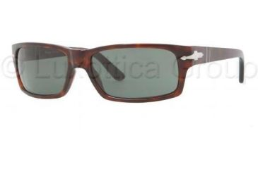 Persol PO2997S Sunglasses 24/31-6016 - Havana Crystal Green