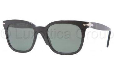 Persol PO2999S Bifocal Prescription Sunglasses PO2999S-95-31-5019 - Lens Diameter: 50 mm, Frame Color: Black
