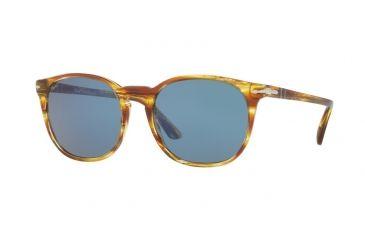 PERSOL Persol Herren Sonnenbrille » PO3007S«, blau, 105851