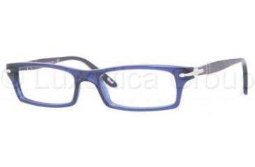 Persol PO3010V Eyeglass Frames 181-5117 - Blue