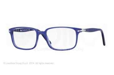 Persol PO3013V Bifocal Prescription Eyeglasses 1015-51 - Cobalto Frame