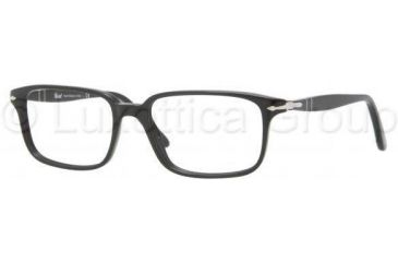 Persol PO3013V Progressive Prescription Eyeglasses 95-5117 - Black Frame