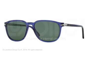 Persol PO3019S Prescription Sunglasses PO3019S-101558-52 - Lens Diameter 52 mm, Frame Color Cobalto