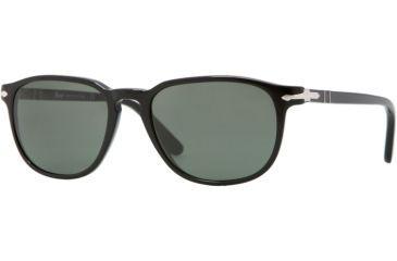 a0cf18098c678 Persol PO3019S Sunglasses Black Frame