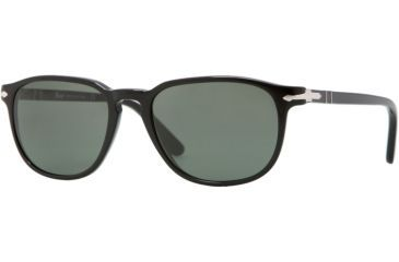 17b0cdbae3 Persol PO3019S Sunglasses Black Frame
