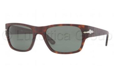Persol PO3021S Bifocal Prescription Sunglasses PO3021S-899-31-5320 - Lens Diameter 53 mm, Frame Color Sandblast Havana