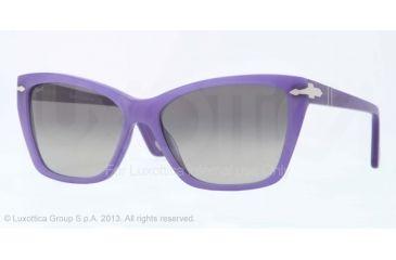 Persol PO3023S Prescription Sunglasses PO3023S-900371-56 - Lens Diameter 56 mm, Frame Color Blue