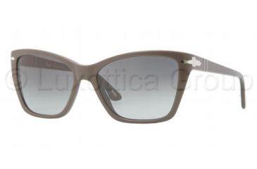 Persol PO3023S Prescription Sunglasses PO3023S-961-71-5616 - Lens Diameter 56 mm, Frame Color Turtledove