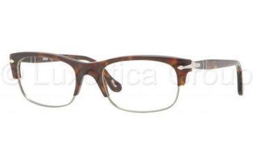 Persol PO3033V Progressive Prescription Eyeglasses 24-5018 - Havana Frame