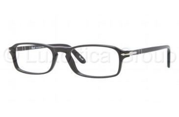 Persol PO3035V Progressive Prescription Eyeglasses 95-5117 - Black Frame