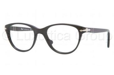 Persol PO3036V Bifocal Prescription Eyeglasses 95-4819 - Black Frame