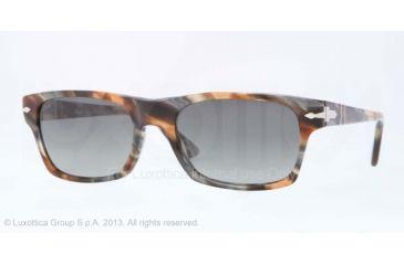 a8d2118dae86b Persol PO3037S Prescription Sunglasses PO3037S-973-71-54 - Lens Diameter 54  mm