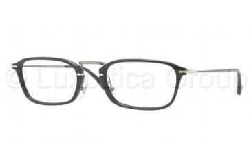 Persol PO3044V Progressive Prescription Eyeglasses 95-5021 - Black Frame
