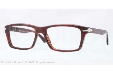 2970fc1b5cd Persol PO3060V Eyeglass Frames 9015-54 - Havana Frame