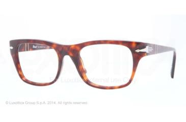 Persol PO3070V Bifocal Prescription Eyeglasses 24-52 - Havana Frame