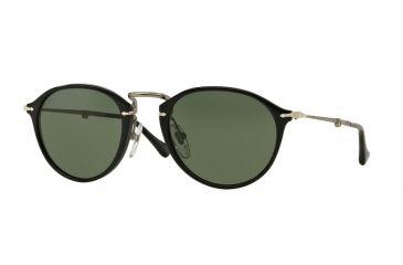 698ea0ed13 Persol PO3075S Sunglasses 95 31-49 - Black Frame