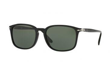 8bdc3c373a8e3 Persol PO3158S Sunglasses 95 31-56 - Black Frame