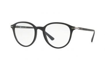 97a3a4b43e9 Persol PO3169V Eyeglass Frames 1042-50 - Matte Black Frame
