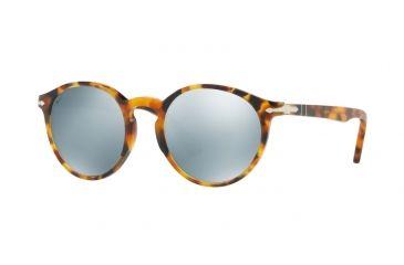 45567c72fbd Persol PO3171S Single Vision Prescription Sunglasses PO3171S-105230-49 -  Lens Diameter 49 mm