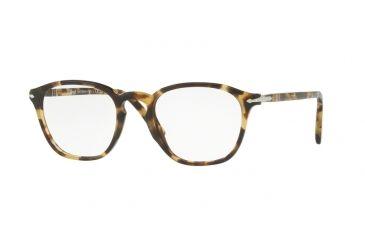 758d470358762 Persol PO3178V Eyeglass Frames 1056-50 - Brown beige Tortoise Frame