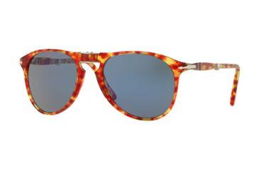 1d230b9d088e2 Persol PO9714S Sunglasses 106056-55 - Tortoise Red Frame