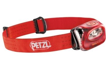 Petzl TIKKA PLUS 2 Headlamp, Red, N/A E97 PR