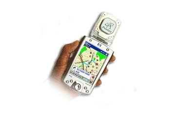Pharos Compactflash Pocket Gps Navigator - PF080