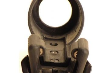 Phoebus Tactical Quick Release Rotating Fast Holster Flashlight, Black, Medium PFH-6/35