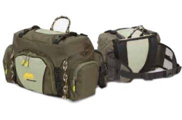 Plano 3700 Size Lumbar Fishing Pack w/ 2-3750's 447700