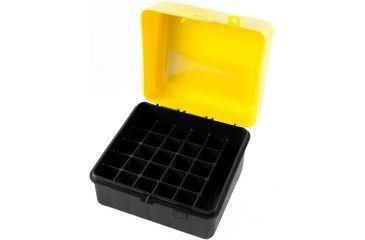 Plano Molding Shot Shell Box 20 Gauge Yellow/Black 1220-01