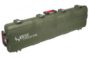 Plano Molding Bone Collector Aw Double Scoped Rifle Case W