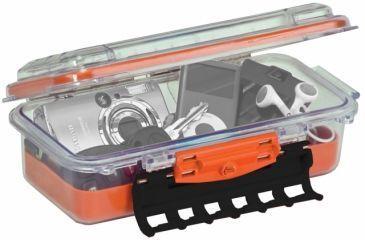 Plano Molding Guide Series PC Field Box 3500 - Small - Orange 1450-00