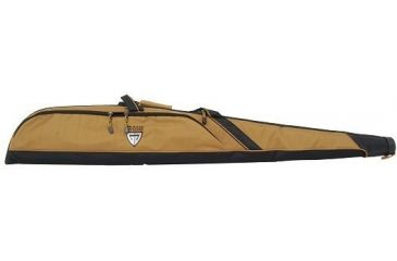 1-Plano Molding 54in Hunter Brown Rifle/Shotgun Case 45460