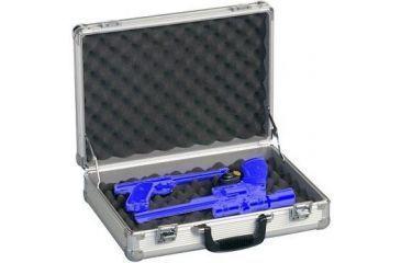 Plano Molding Plano Aluminum Pistol Case w/Two Lockable Latches 141800