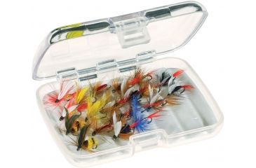 Plano Small Fly Box - clear, Small 358200