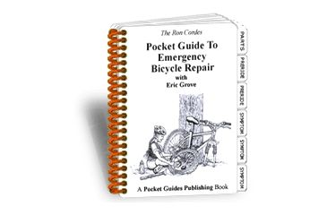 Pocket Guides Publishing Pocket Guide to Emergency Bicycle Repair PG-EBR