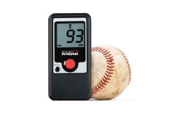 Pocket Radar PR-1000 K- Band Baseball Radar