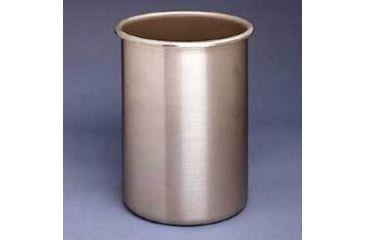 Polar Ware Ingredient Beakers, Stainless Steel 1Y-0 Beakers