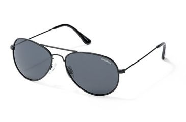 Polaroid Chris Bifocal Sunglasses, Black Frame PD04213YBF
