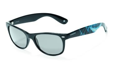 Polaroid Coolio 3D Glasses - Black/Blue PDN8106A