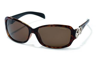 Polaroid Kristen Sunglasses - Demi, Polarized Brown Lenses PDF8113X