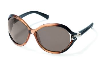 Polaroid Ninna Sunglasses - Brown, Polarized Light Brown Lenses PDF8118Y