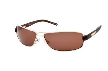 Polaroid Drifter Prescription Sunglasses, Gold Frame PD2809B