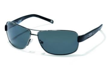 Polaroid Miguel Prescription Sunglasses, Gun Frame PDX4115Y
