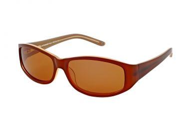 Polaroid Kara Progressive Sunglasses, Brown Copper Frame PDP9152Y-PROG