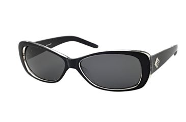 Polaroid Miriam Progressive Sunglasses, Black Frame PDP8114Y-PROG