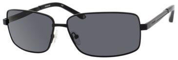 Polaroid X 4306/S Sunglasses X4306S-0KIH-1T-6314 - A / Black Frame, Gray Polarized Lenses, Lens Diameter 63mm, Distance Between Lenses 14mm
