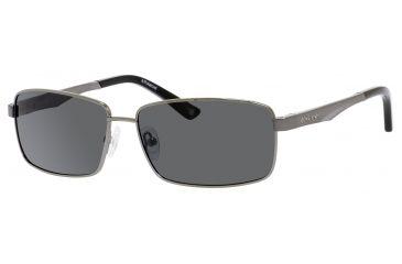 Polaroid X 4407/S Progressive Prescription Sunglasses X4407S-0B9W-1T-5914 - Frame Color Gunmetal, Lens Diameter 59 mm