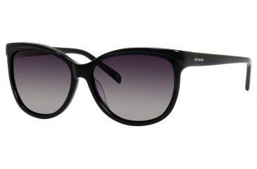 Polaroid X 8409/S Progressive Prescription Sunglasses X8409S-0KIH-ML-5719 - Frame Color Black, Lens Diameter 57 mm