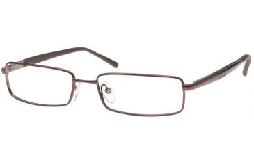 Police 8147 Brown Eyeglass Frame, K01